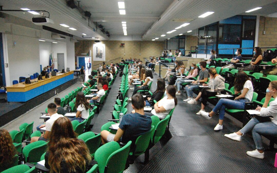 Selezioni in College – A.A. 2020/2021