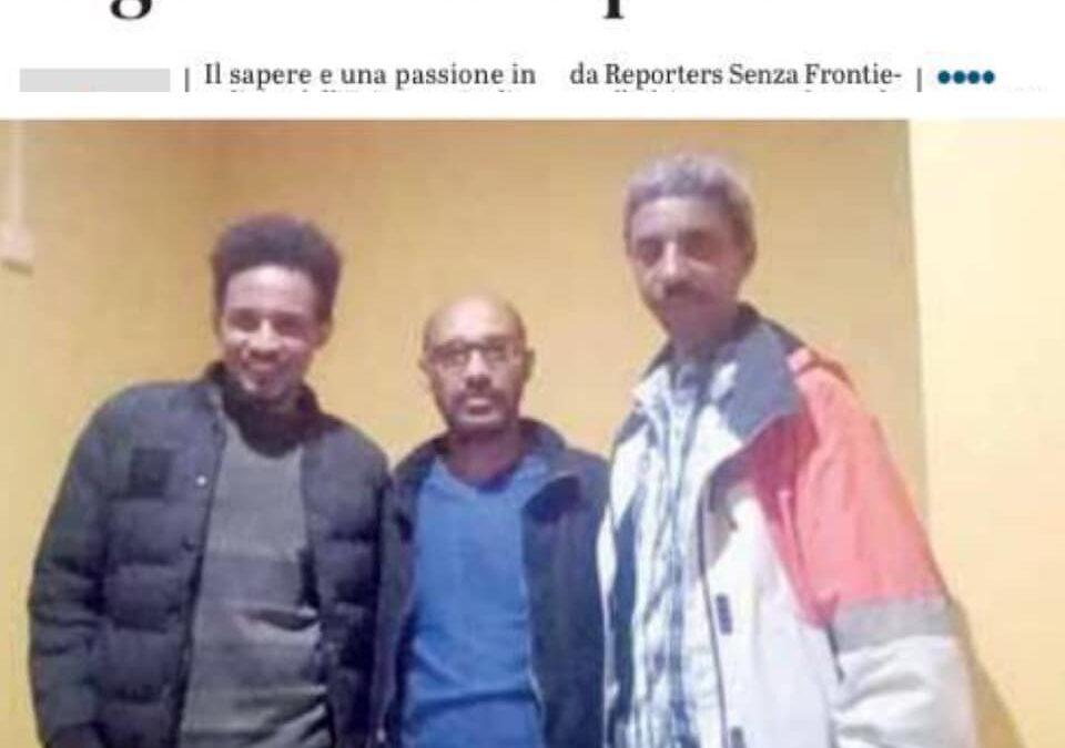 Dall'Eritrea al College in cerca di libertà e Cultura