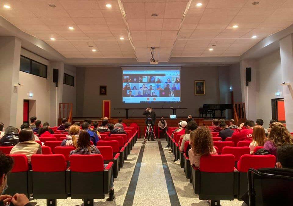 Assemblea degli studenti di metà anno